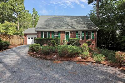 Pinehurst Single Family Home For Sale: 1175 NW Longleaf Drive