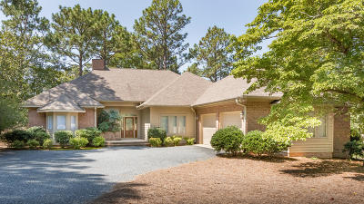 Pinehurst Single Family Home For Sale: 80 Pomeroy Drive