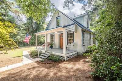 Southern Pines Single Family Home Active/Contingent: 565 Kensington Road