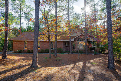 Pinehurst NC Single Family Home For Sale: $280,000