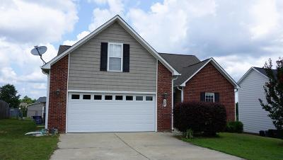 Cameron, Vass Single Family Home Active/Contingent: 39 Countess Court
