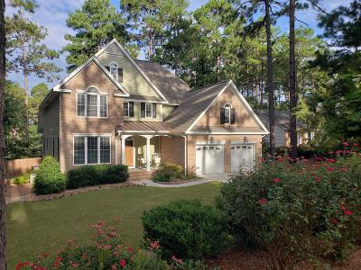 Pinehurst Single Family Home For Sale: 1265 Saint Andrews Drive