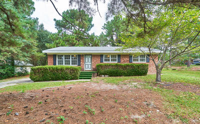 Aberdeen Single Family Home Active/Contingent: 106 Robin Hood Lane