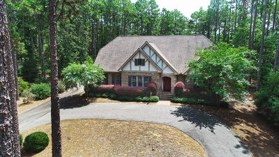 Southern Pines Single Family Home For Sale: 259 Hill Road
