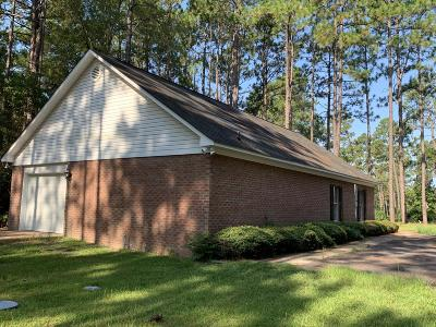 Moore County Commercial For Sale: 225 Allison Page Road