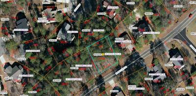Pinehurst Residential Lots & Land For Sale: 285 Spring Lake Drive Drive #4