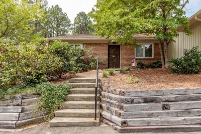 Pinehurst Condo/Townhouse Active/Contingent: 14 Garden Villa Drive #14