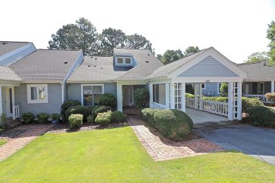 Southern Pines Single Family Home For Sale: 269 N Knoll Road