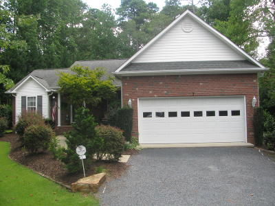 Southern Pines Single Family Home For Sale: 7 Duncan Lane