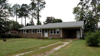 Fayetteville Single Family Home For Sale: 245 Decatur Drive