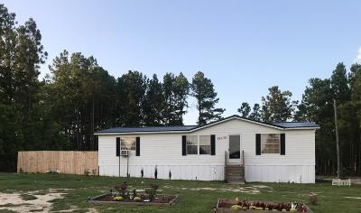 Cameron, Vass Single Family Home For Sale: 820 Cypress Church Road Road