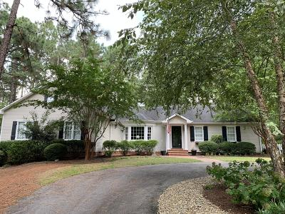 Pinehurst, Southern Pines Single Family Home For Sale: 305 Maples Road
