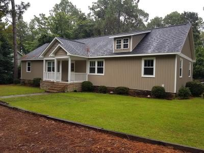 Southern Pines Rental For Rent: 127 E New Jersey Avenue
