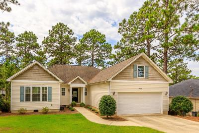 Pinehurst Single Family Home Active/Contingent: 1040 NW Longleaf Drive