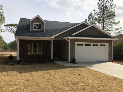 Pinebluff, Aberdeen Single Family Home For Sale: 192 N Erfie Drive