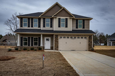 Aberdeen Single Family Home For Sale: 1172 Yellowwood Drive