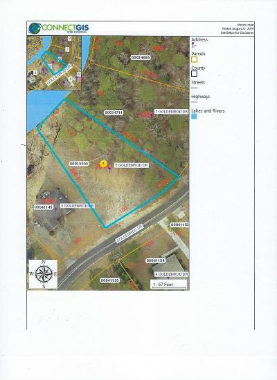 Whispering Pines Residential Lots & Land For Sale: 5 Goldenrod Drive