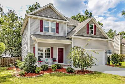 Pinehurst Single Family Home For Sale: 35 Vixen Lane