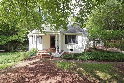 Southern Pines Single Family Home For Sale: 425 Dogwood Lane