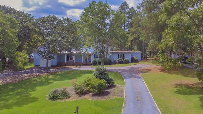 Moore County Single Family Home For Sale: 101 Edgewater Drive