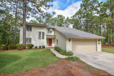 Southern Pines Single Family Home For Sale: 2140 E Indiana Avenue