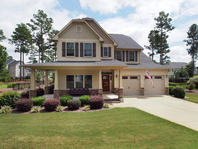 Southern Pines Single Family Home For Sale: 135 Wiregrass Lane