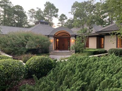 Pinehurst NC Single Family Home For Sale: $1,535,000