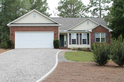 Moore County Rental For Rent: 289 Firetree Lane