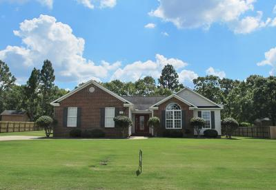 Whispering Pines Single Family Home Active/Contingent: 125 Russet Court