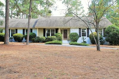 Moore County Rental For Rent: 315 Stoneyfield Drive