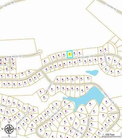 Foxfire Residential Lots & Land For Sale: 41 Woodland Circle