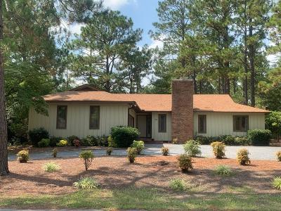 Moore County Rental For Rent: 95 Lost Tree Road
