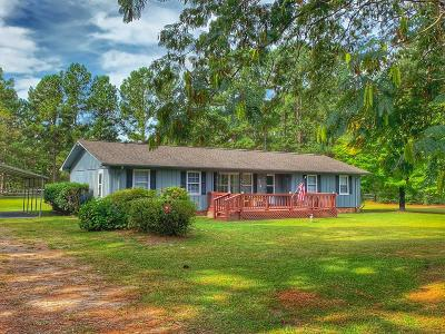 Moore County Rental For Rent: 948 Pinebluff Lake Road