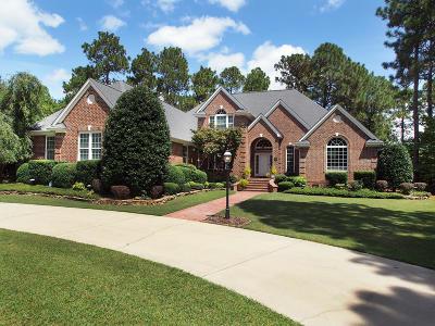 Pinehurst Single Family Home For Sale: 240 Woodland Drive