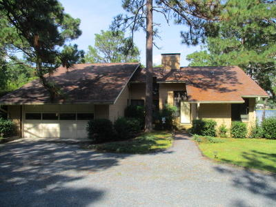 Moore County Single Family Home Active/Contingent: 105 Pinewood Court
