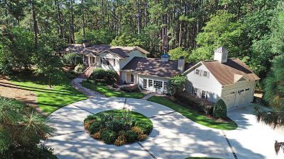 Pinehurst, Southern Pines Single Family Home For Sale: 675 Lake Dornoch Drive