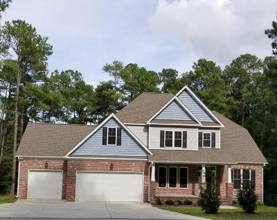 Southern Pines Single Family Home For Sale: 1679 E Indiana Ave