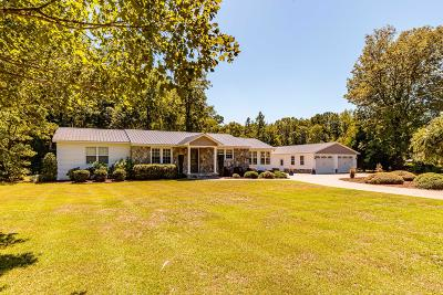 Carthage Single Family Home For Sale: 2777 Farm Life School Road