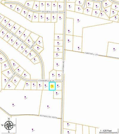 Foxfire Residential Lots & Land For Sale: 70 Shamrock Drive
