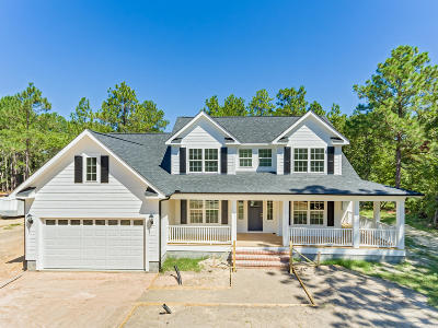 Southern Pines NC Single Family Home For Sale: $405,000