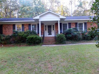Southern Pines NC Rental For Rent: $1,700