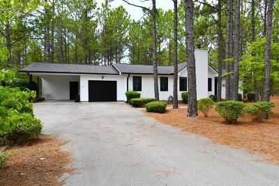 Seven Lakes, West End Single Family Home Active/Contingent: 122 Edgewater Drive
