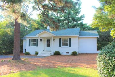 Southern Pines NC Rental For Rent: $1,250