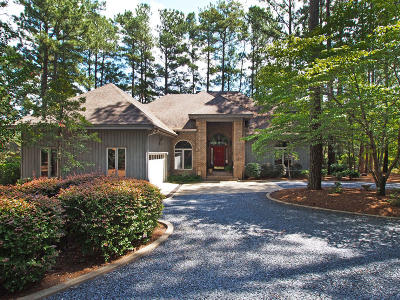Pinewild Cc Single Family Home For Sale: 14 Loch Lomond Court