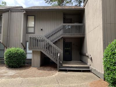 Pinehurst Condo/Townhouse Active/Contingent: 5 Pine Tree Road #106