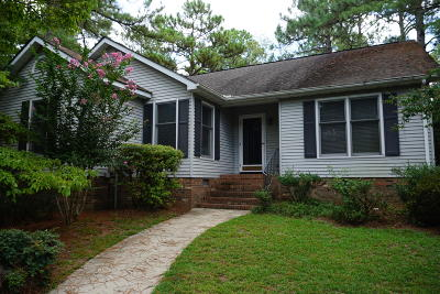 Southern Pines NC Rental For Rent: $1,151