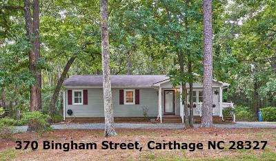 Carthage Single Family Home For Sale: 370 Bingham Street