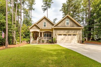 Moore County Single Family Home For Sale: 114 Lakeview Drive