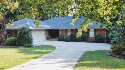 Pinehurst NC Single Family Home For Sale: $485,000