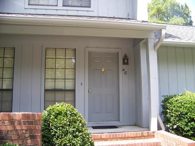 Pinehurst Condo/Townhouse For Sale: 4 C Dogwood Terrace